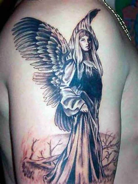 tattoo angel woman angel tattoos for men ideas and inspiration for guys