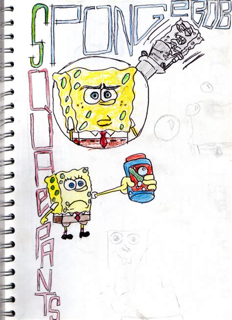 spongebob doodle doodle spongebob doodles by emzybobs on deviantart