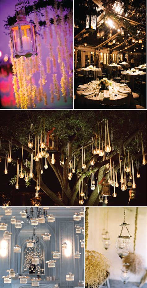 wedding reception decorations with candles friday fabulosity wedding lanterns seven ways ellecourtneyevents