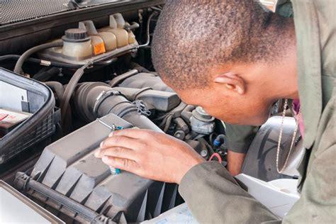 spray painter panel beater mario s garage auto repair car sales kasane