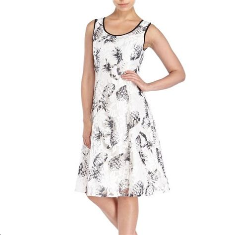 zelda pattern dress 74 off dresses skirts blk wht zelda pattern dress