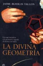 la divina geometra la divina geometr 237 a jaime buhigas tallon comprar libro en fnac es