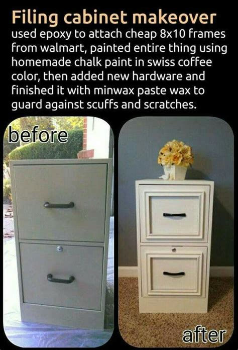 ideas for metal file cabinets 17 best ideas about filing cabinet makeovers on