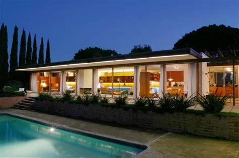 mid century modern palm springs home pinterest