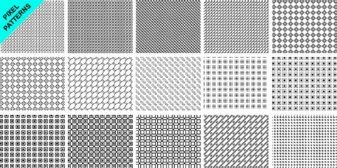 pattern for photoshop pat 450 free repeatable pixel patterns for photoshop pat