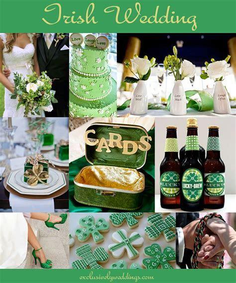 214 best St. Patricks Theme Wedding images on Pinterest