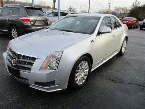 awd cadillac cts 2011 cadillac cts awd 3 0l luxury 4dr sedan in worcester