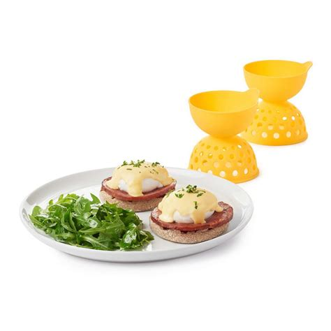 Egg Poacher Set silicone egg poacher set of 2