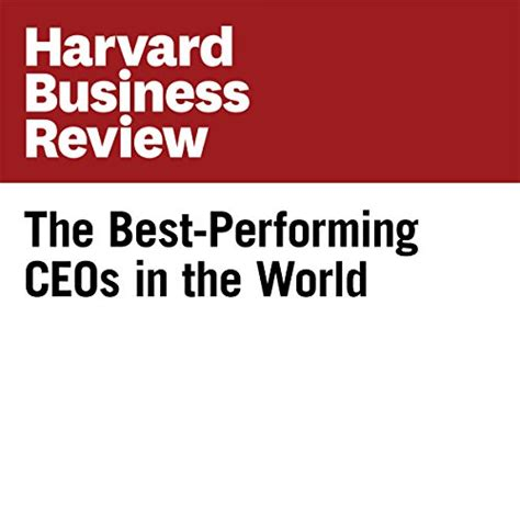 Harvard Mba Salary 2017 by The Best Performing Ceos In The Offers