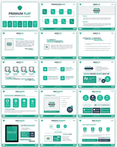 Great Presentation Templates professional powerpoint templates peerpex