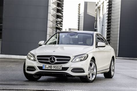 how much does a new mercedes c class cost in south
