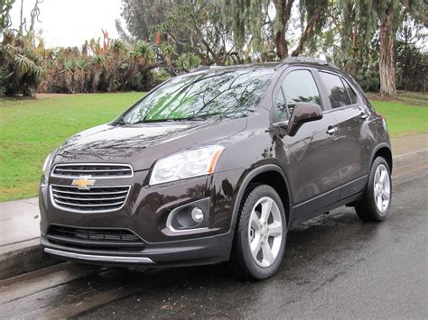 chevrolet trax chevy review ratings specs prices    car connection