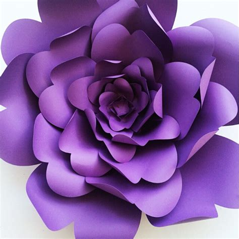 Www Paper Flowers - how to add flair to your wedding with diy paper flower