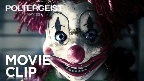 clown red fox picture poltergeist quot clown attack quot clip hd 20th century fox youtube