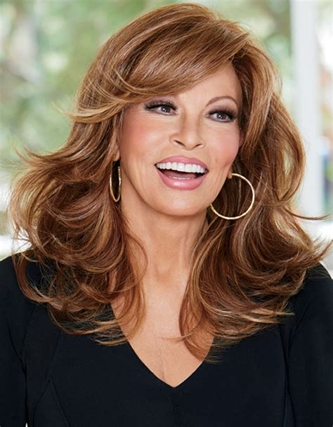Raquel Welch Wigs 'Curve Appeal' Lace Front Wig   HSW Wigs