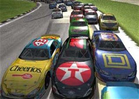 demos: pc: nascar racing 2003 season demo   megagames