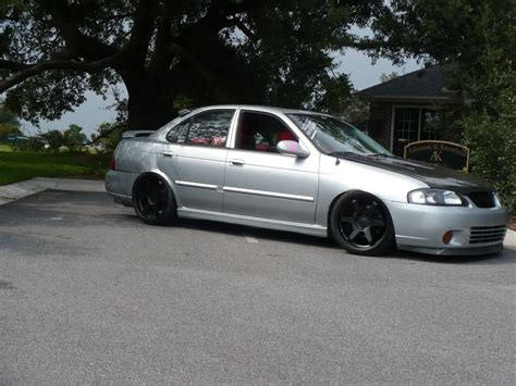 nissan sentra jdm cars b15 spec v from hellasunk to hellaflush page 2