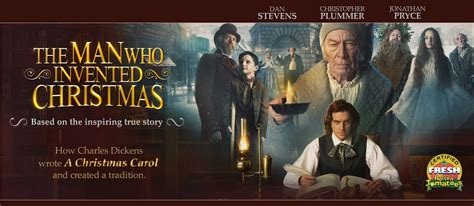 movie websites the man who invented christmas by dan stevens new movies releases the man who invented christmas by dan stevens the man who invented