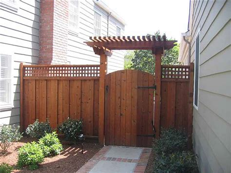 Garden Gate Trellis Arbors And Trellis On Arbors Garden Gates And