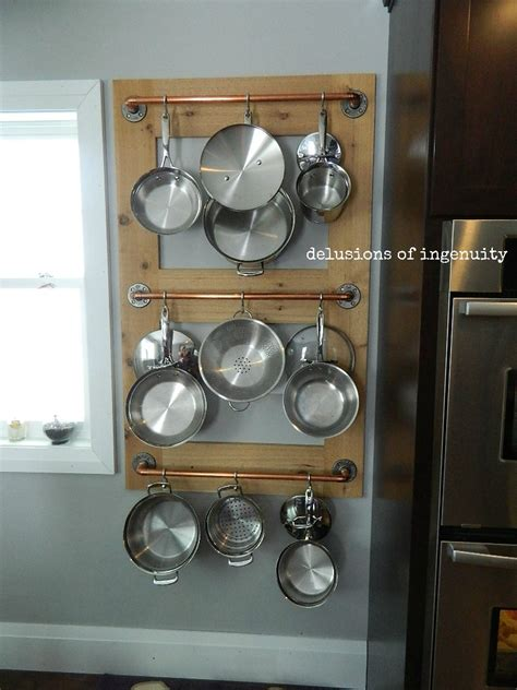 kitchen pot rack ideas pot farm or pot rack kitchen storage hometalk