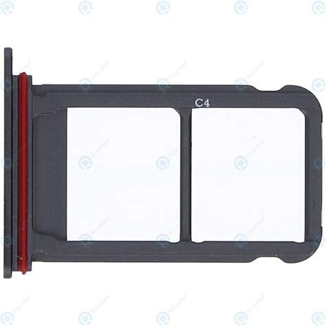 Sim Tray Note 5 Dual Silvergray huawei mate 10 pro dual bla l29 sim tray grey 51661hhl