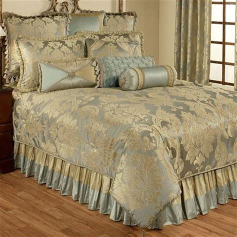 duchess damask comforter bedding