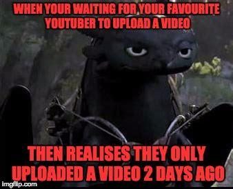 Upload Image Meme Generator - bored youtube dragon imgflip