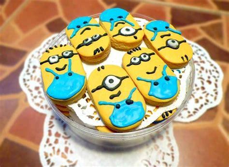 cara membuat kue kering karakter kartun wow bisnis cookies karakter untungnya bisa capai 100
