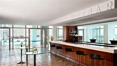 W Hotel Atlanta Rooftop Bar Atlanta Hotel Rooftop Pool W Atlanta Downtown