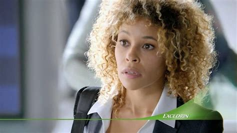 excedrin commercial actress excedrin extra strength tv commercial the surprised