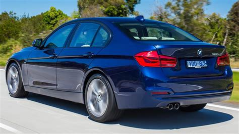 bmw 320ed 2016 bmw 320d review road test carsguide