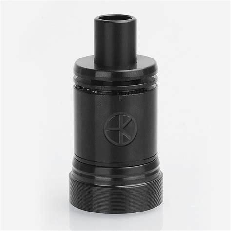 Aios Tank Rda Rebuildable Atomizer das tank ding style bf rda black 316ss 22mm atty w protective