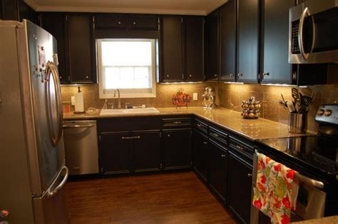 distressed black kitchen cabinets photos black distressed kitchen cabinets