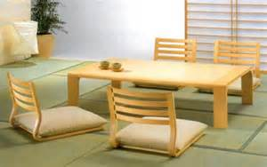 Japanese Dining Room Furniture From Hara Design Japanese Dining Room Design