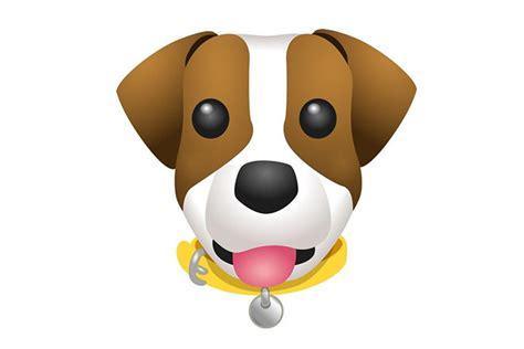 emoji dog wallpaper pin download cocker spaniel among the leaves wallpaper on