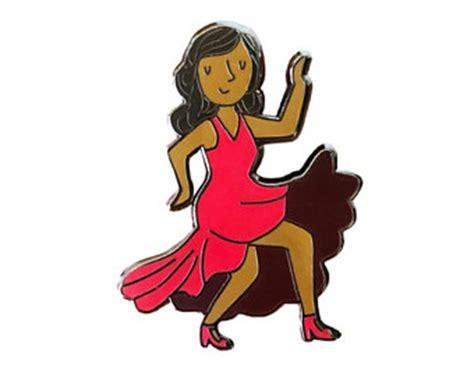 salsa dancing emoji dancing emoji etsy