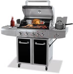 uniflame propane barbeque grill gbc1273sp blue rhino