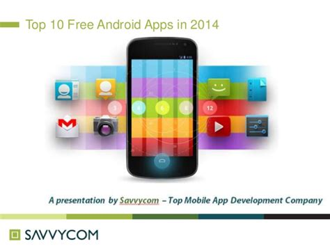 best android app 2014 top 10 free android apps in 2014