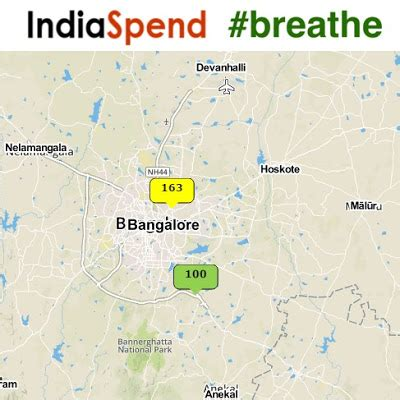 daily dose of air pollution: india spend reporting air