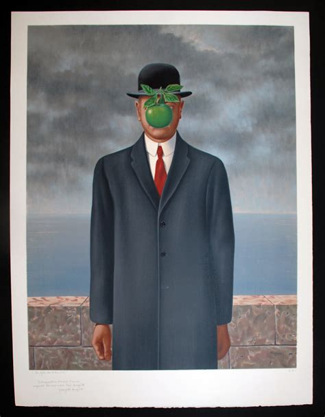 artist magritte biography le fils de l homme georgetown frame shoppe
