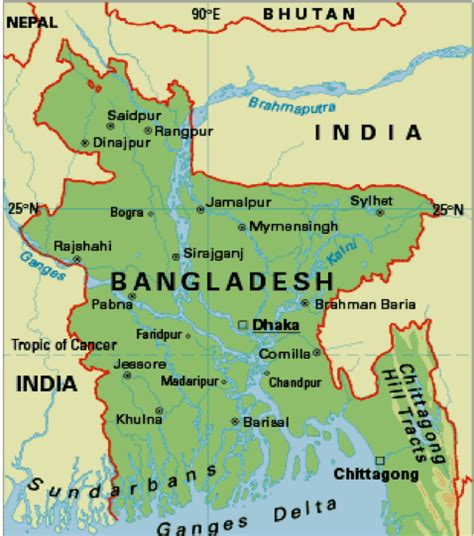 geographical map of bangladesh year 7 rm geography homework monday 22nd april 2013