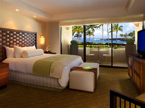 rooms suites  hilton waikoloa village