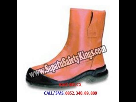 Sepatu Safety Merk Otter toko sepatu safety otter 0852 340 89 809 0858 8626 1913