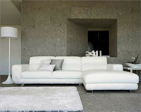 white sofa sets leather white leather sectional sofa set 44l0680
