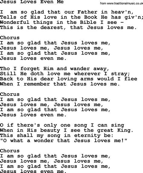 printable lyrics jesus loves me top 500 hymn jesus loves even me download the music