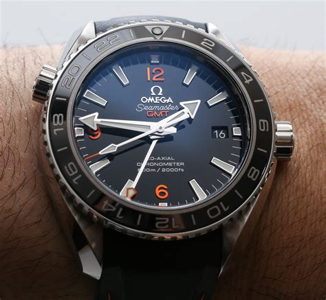 Omega Seamaster Professional Gmt omega seamaster planet gmt review ablogtowatch