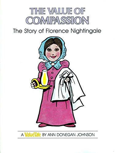 The With The L The Story Of Florence Nightingale by Biography Of Author Donegan Johnson Booking