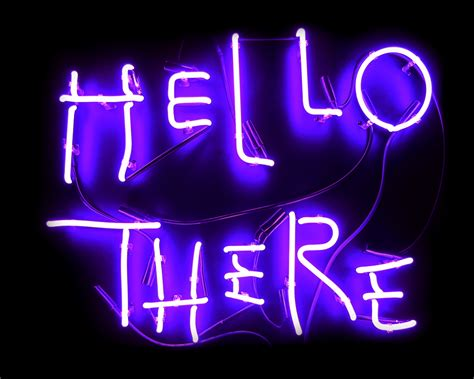 Neon Light Signs by Hell Here Neon Sign From Batman Returns Custom Neon