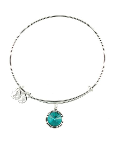 Alex and Ani December Birthstone Bangle   Bloomingdale's