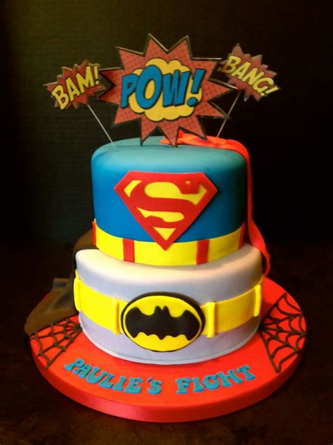 Old World Home Decorating Ideas by A Superhero Cake For A 2 Year Old Superhero Lt3 I Was